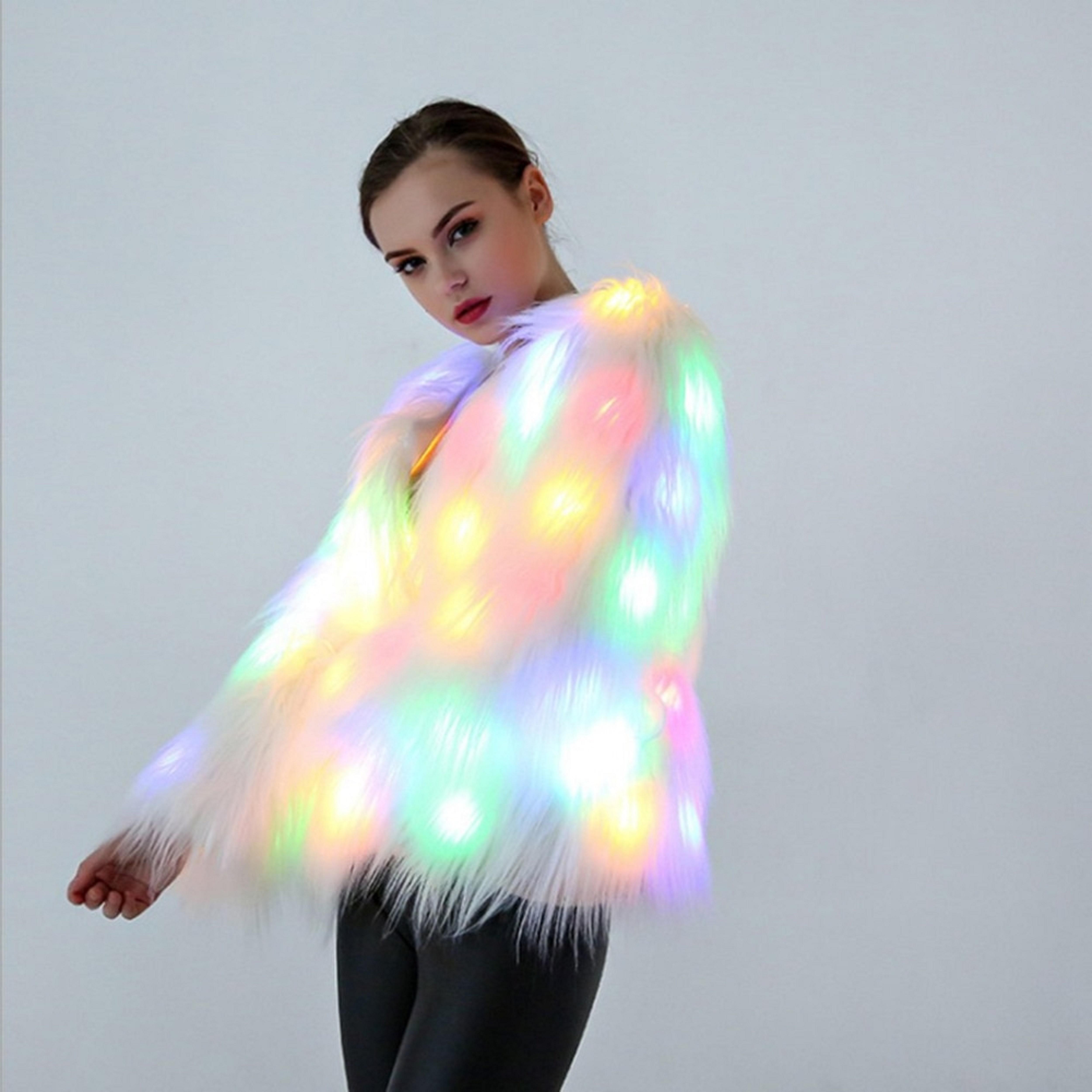 Coat With LED