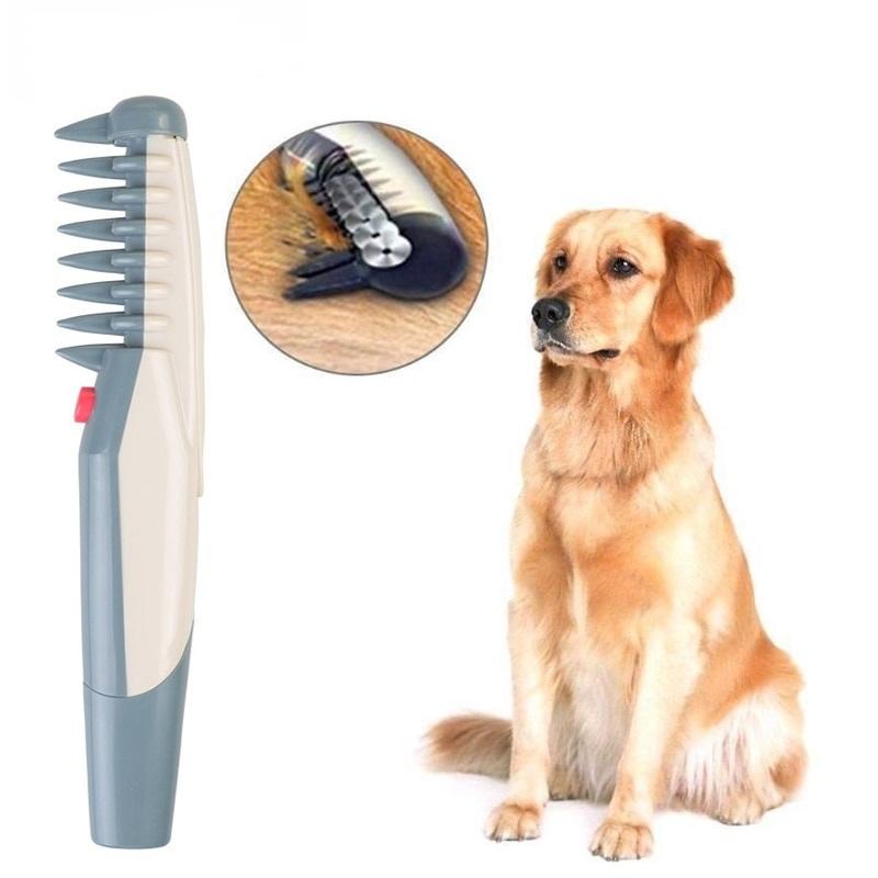 Electric Pet Comb