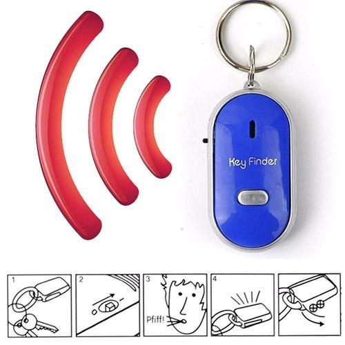 Whistle Response Key Finder