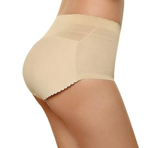 Seamless Hip Padded Panties