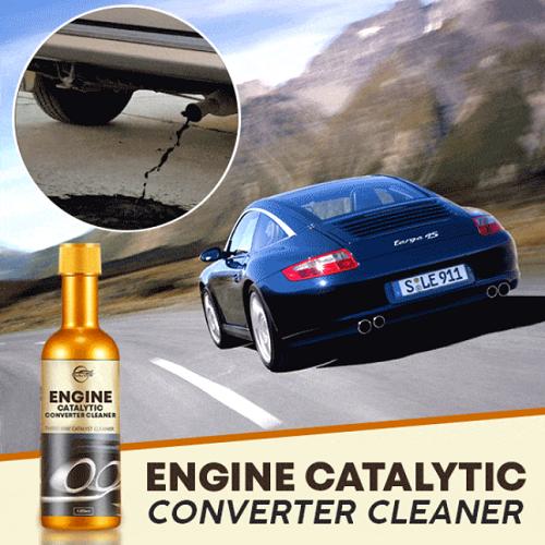 Engine Catalytic Converter Cleaner