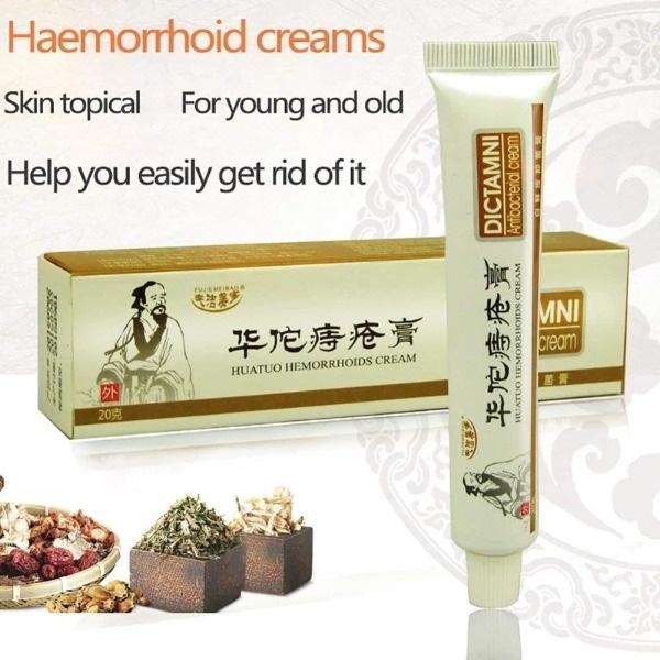 Hemorrhoids Relief Cream